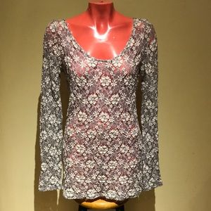 Anthropologie - long blouse or short dress